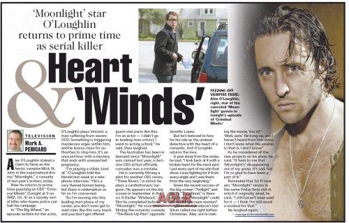 Boston Herald - 29 Apr 2009