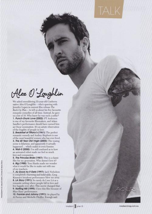 Madison Magazine (AU) June 2010