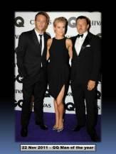 GQ Awards November 2011
