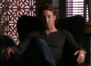 Alex O'Loughlin as Mick St John