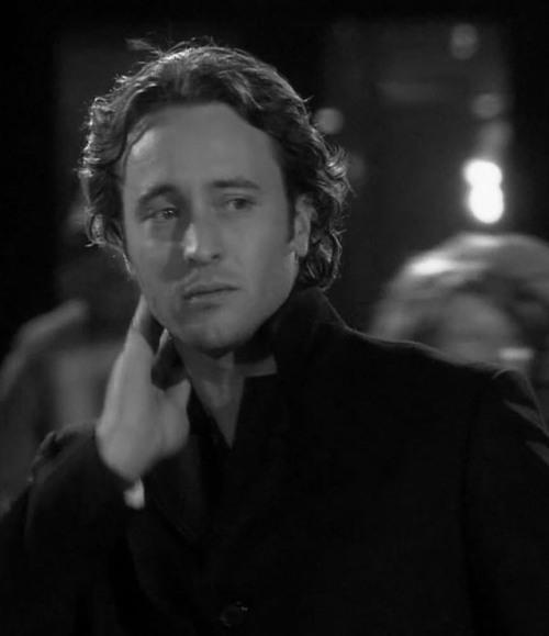 Alex O'Loughlin as Mick (crying)