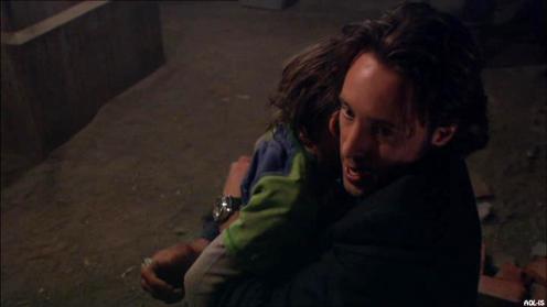 Alex O'Loughlin as Mick St John - Saving Jacob