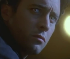 Twilight Mick's eyes changing to read heat signals
