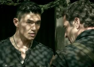 Steve and Han Ji-Woon