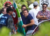 "Exclusive... Alex O'Loughlin Films with a Surfboard for ""Hawaii Five-O"""