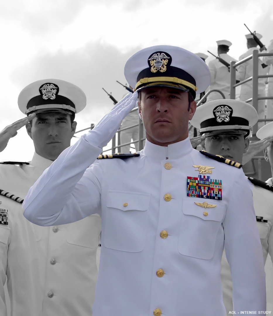 Steve McGarrett – An Officer and a Gentleman ……. | Alex O ...