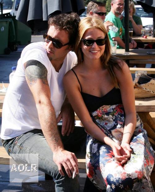 Alex and Holly Dec 2006