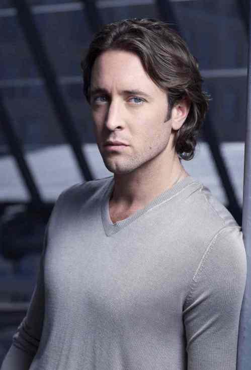 Alex as Mick St. John