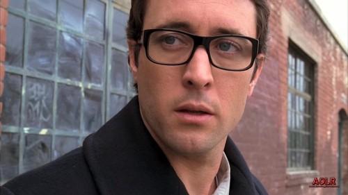 Alex as Vincent in Criminal Minds