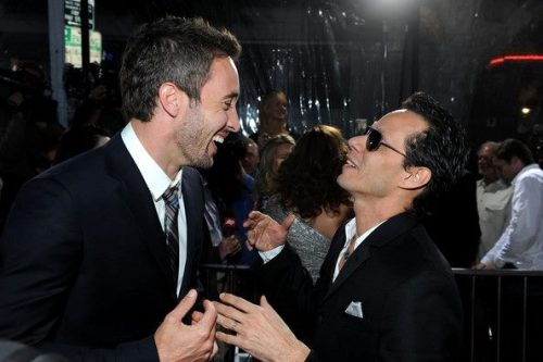 Alex and Marc Anthony