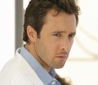 Alex as Dr Andy Yablonski