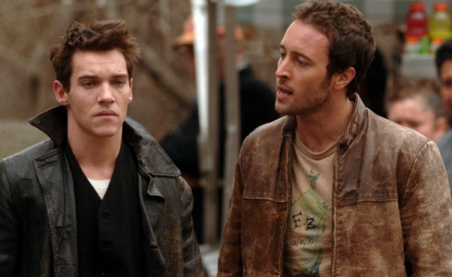 Alex & JRM in August Rush