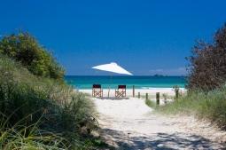 A beach in Australia