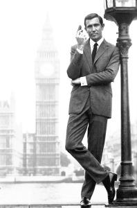 "007 in ""On Her Majesty's Secret Service"""