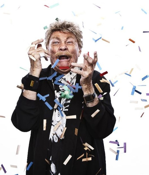 "Rip Taylor in ""It Ain't All Confetti!"""