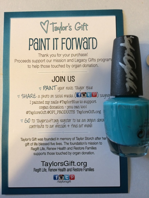 Taylors Gift