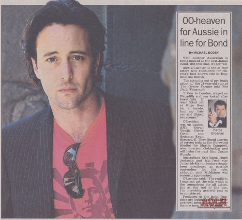 The Daily Telegraph 8 August 2005