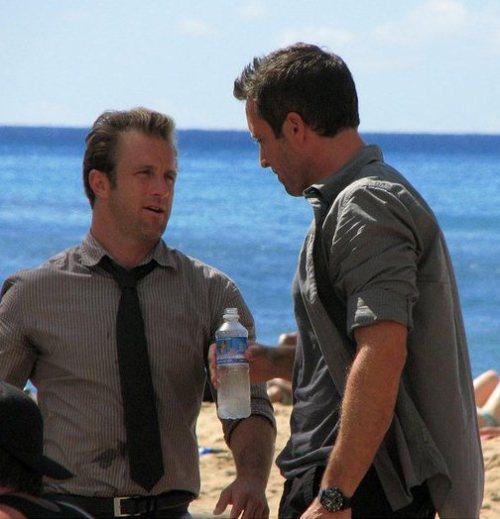 Alex & Scott