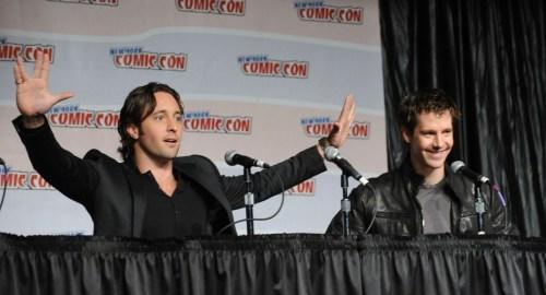 Alex & Jason - NY Comic Con