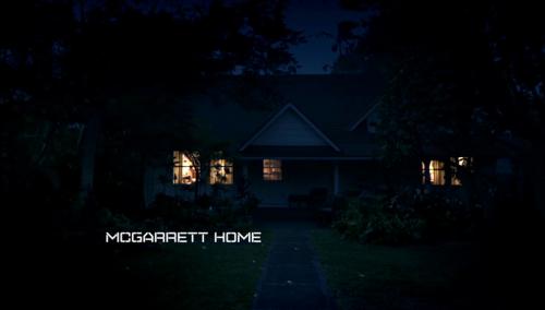 McGarrett Home