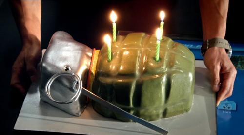 Steve's cake