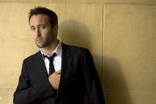 Alex O'Loughlin, Los Angeles Times, April 27, 2010
