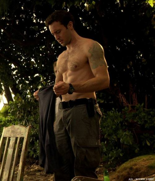 Steve's nipples
