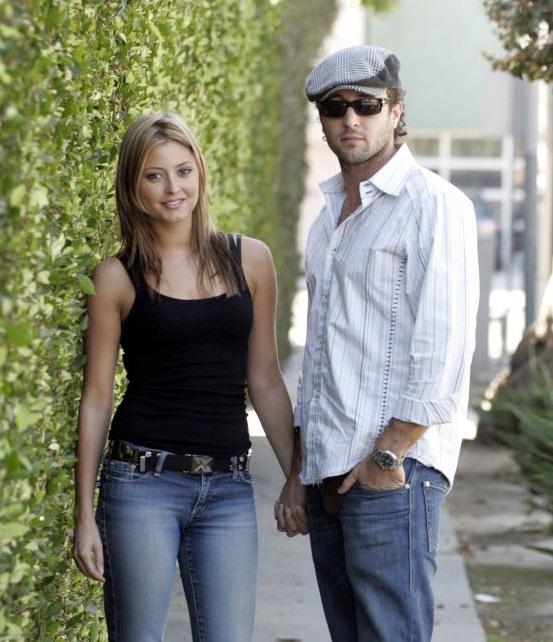 Jonathan Rhys Meyers And Girlfriend 2013 Alex O'Loughlin: New...