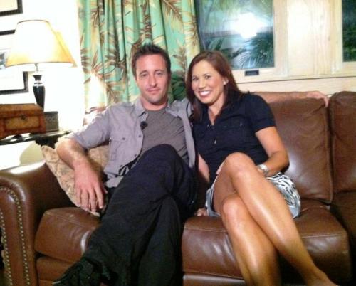 Alex & Tannya September 2012