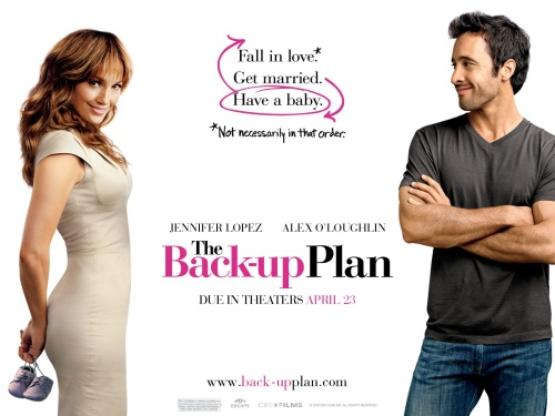 The Back-Up Plan, with Alex O'Loughlin & Jennifer Lopez