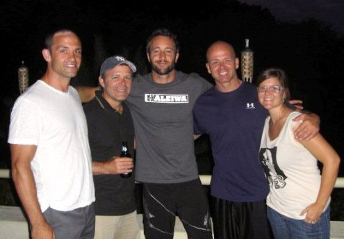 In Hawaii - July 2011