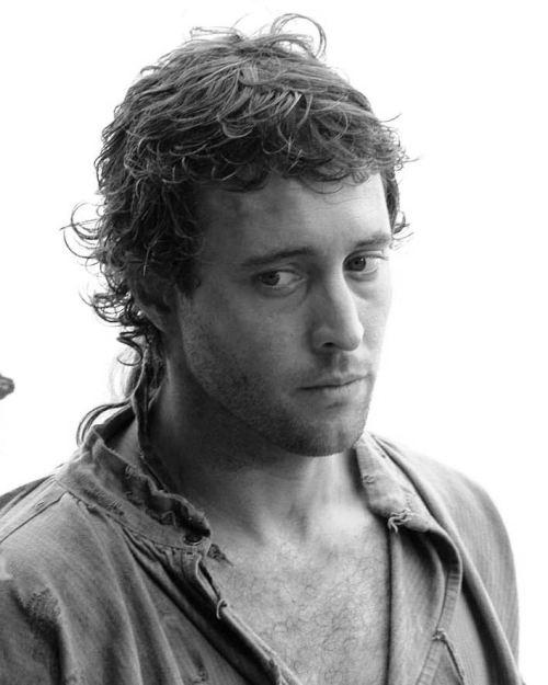 Alex as Will Bryant