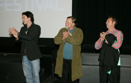 Alex, Jack & David at the Sydney Film Festival