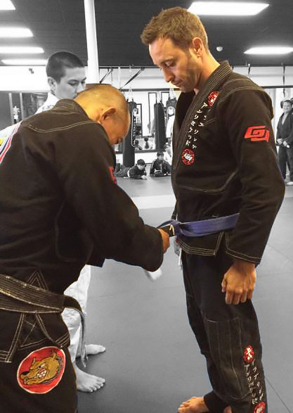 alex new belt