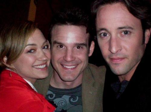 Alex, Sophia & Eddie