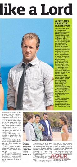 Herald Sun - 19 Jan 2011 (2)