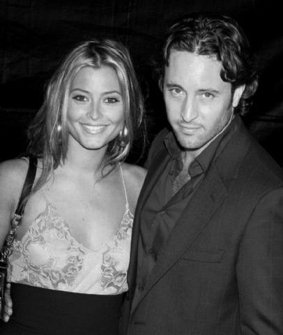 TCA Party 2007 - Alex & Holly