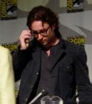 2007 - comic con glasses stage