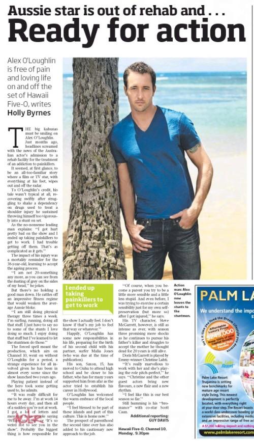 Herald Sun - 17 October 2012