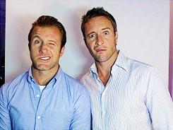 goofy buddies