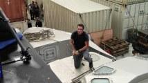 making of h50 pilot 20