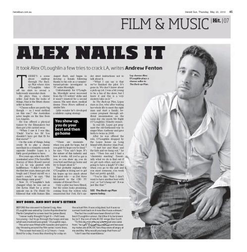 Herald Sun - 20 May 2010