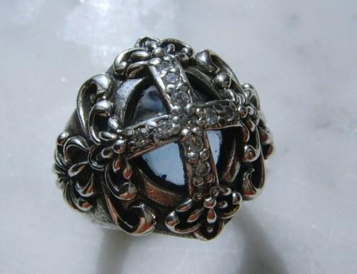 Mick St John ring