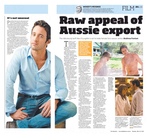 The Advertiser Adelaide - 20 May 2010