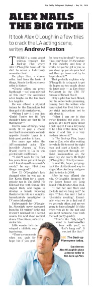 The Daily Telegraph (Sydney) 20 May 2010