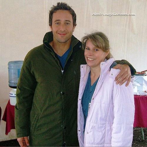 Alex & Beth - March 2009