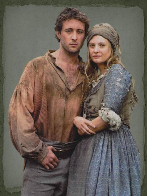 Sail of the Century: Alex O'Loughlin and Romola Garai