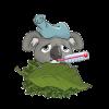 Koala_Sick