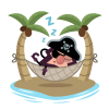 Pirate_Snoozing
