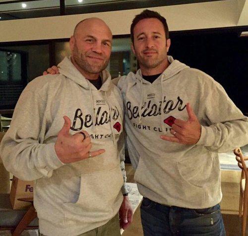 Alex and Randy